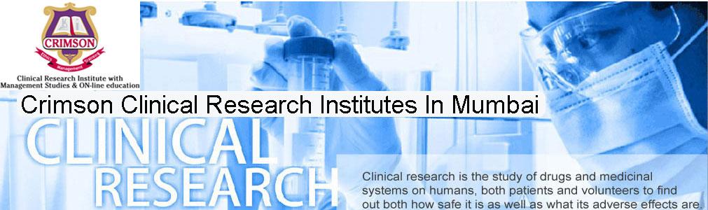 Crimson Clinical Research Institutes in Mumbai