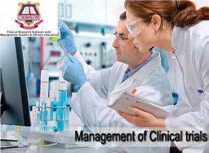 www.crimson.org.in Management of Clinical Trials