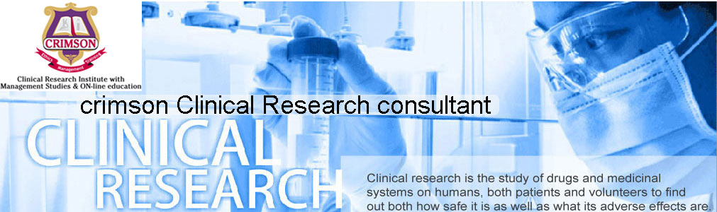 Crimson Clinical Research Consultant